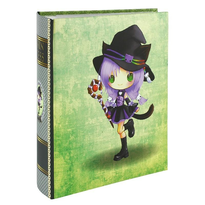 Album foto Purple Witch, format foto 10x15, 300 fotografii, verde
