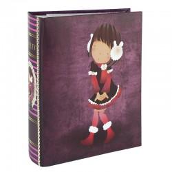 Album foto Shy Girl, format foto 10x15, 300 poze, visiniu