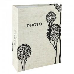 Album foto Dandelion, 300 poze 10x15, 75 file albe, carton plastifiat