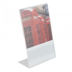 Rama foto Telephone Booth, 10x15 cm, de birou, plexiglas transparent