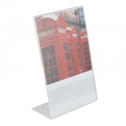 Rama foto Telephone Booth, 10x15 cm, bordless, plexiglas transparent