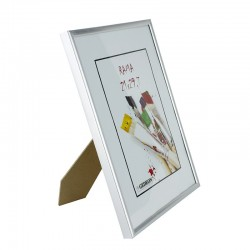 Rama foto model clasic, pentru birou si perete, format foto 21X29.7 cm