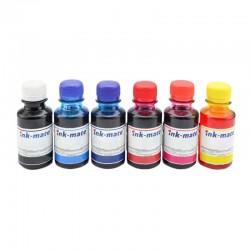 Set 6 culori cerneala de sublimare