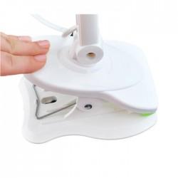 Ventilator birou cu prindere tip clema, 12 W, diametru 40 cm, reglabil
