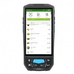 Sistem POS touchscreen, Android 7.0, functie cititor coduri de bare, POS PRO