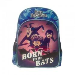 Ghiozdan Born to be Bats, clasa 0, impermeabil, 1 compartiment, Pigna