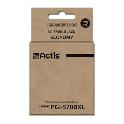 Cartus comatibil PGI-570XL Black, 22 ml, Actis