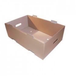 Ladita carton 600x400x250, natur, 5 straturi CO5, 690 g/mp