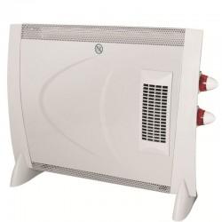 Convector electric, 2000W, functie ventilator, termostat mecanic, IP20, Home
