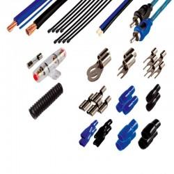 Cabluri conectare audio pentru auto, set 42 piese