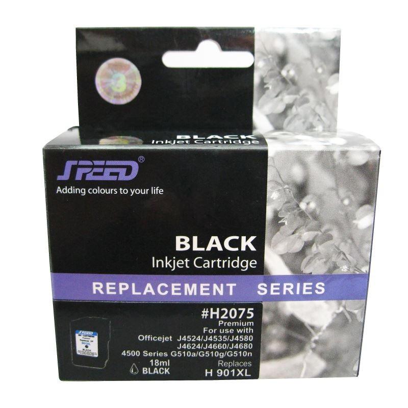 Cartus compatibil SP-HP-901XL black 18ml