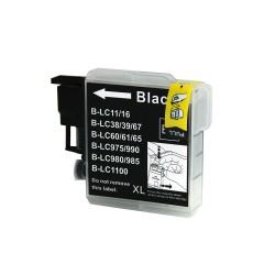Cartus inkjet LC1100 LC980 compatibil Brother, Black/Cyan/Yellow/Magenta