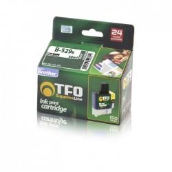 Cartus inkjet LC529XL Black compatibil Brother, 58 ml, Black