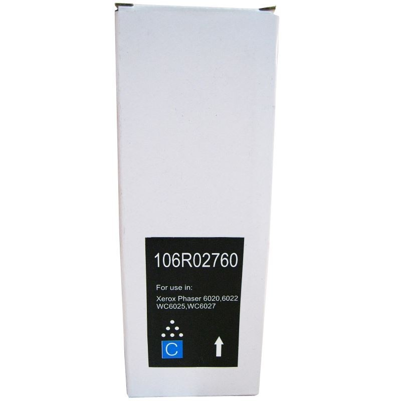 Toner Compatibil Cyan RT-106R01206 pentru imprimante Xerox