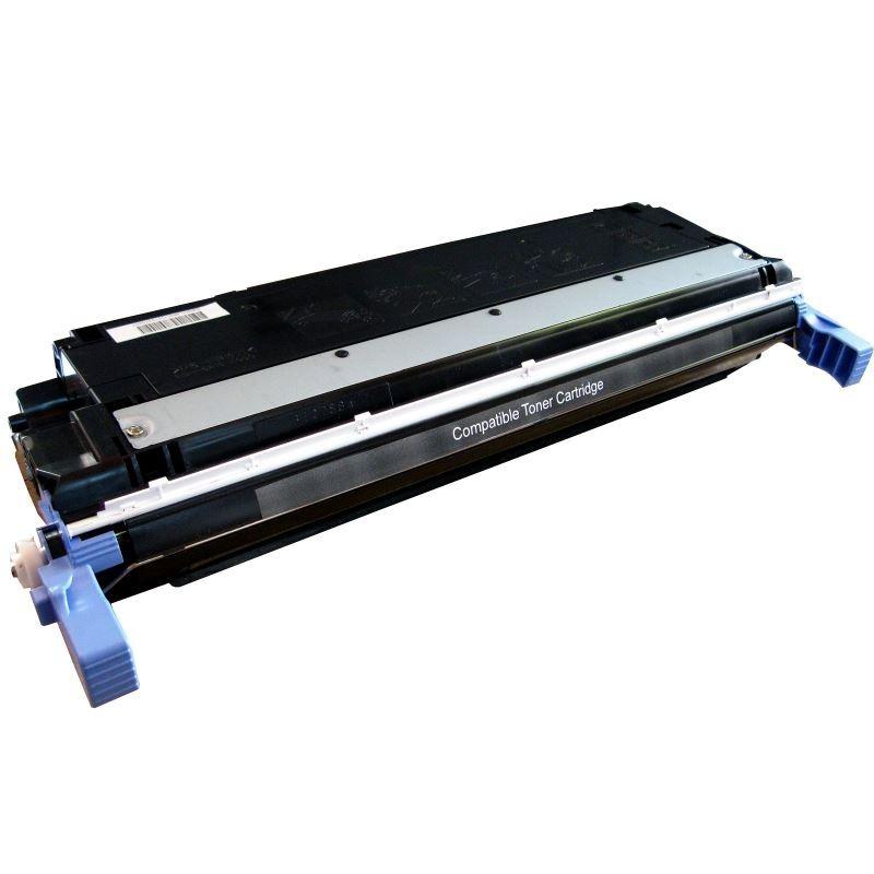 Toner 645A Black compatibil HP C9730A remanufacturat