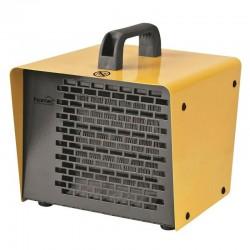 Aeroterma PTC portabila, putere 1000W/2000W, termostat, carcasa metalic