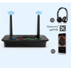 Adaptor audio Receptor transmitator Bluetooth 4.2, raza lunga 70m, 1Mii B03