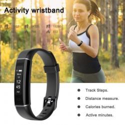 Bratara smart fitness, IDO
