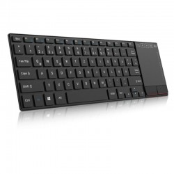 Tastatura Wireless, touchpad 4.5 inch, Rii