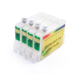 Cartuse reincarcabile Epson T1281, T1282, T1283, T1284