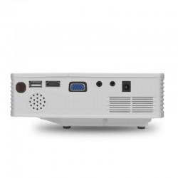 Mini video proiector LED, USB, HDMI, Rio