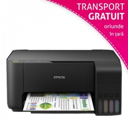 Multifunctionala Inkjet EcoTank Epson L3110, format A4, sistem CISS