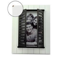 Rama foto din lemn, format 10x15, Resigilata