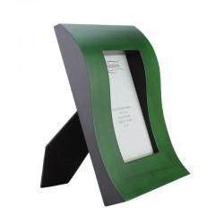 Rama foto lemn verde, 10x15, Resigilata