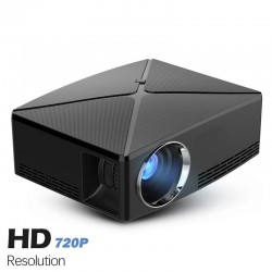 Videoproiector LED Full HD 1280x720 Pixeli, 1800 lumeni, telecomanda, Rio