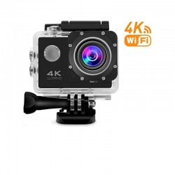 Camera video sport 4K Ultra HD, Wi-Fi, LCD 2 inch, slot TF USB, HDMI, 18 accesorii, Rio