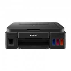 Multifunctionala inkjet Canon Pixma G2411, sistem CISS, LCD monocrom, A4