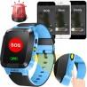 Smartwatch traker copii, Android/IOS. GPS sim, 1.54 inch, camera, bratara silicon
