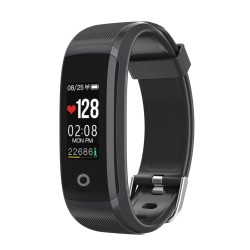 Bratara smart Bluetooth, 14 functii, OLED 0.96 inch, Android iOS, IP67, SoVogue