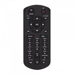 Radio FM auto, multimedia player, ecran LCD 7 inch, slot USB, telecomanda
