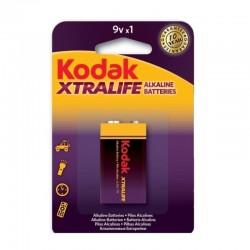 Baterie alcalina 9V 6LR61 Kodak Xtralife
