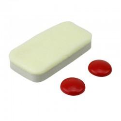 Kit 2 magneti si burete pentru table magnetice