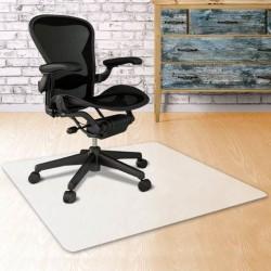 Protectie pardoseala scaun de birou, 120x90 cm, grosime 0.5 mm, PVC
