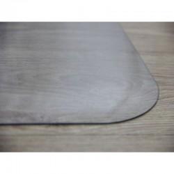 Suport scaun pentru protectie parchet, 70x100 cm, grosime 0.5 mm, transparent