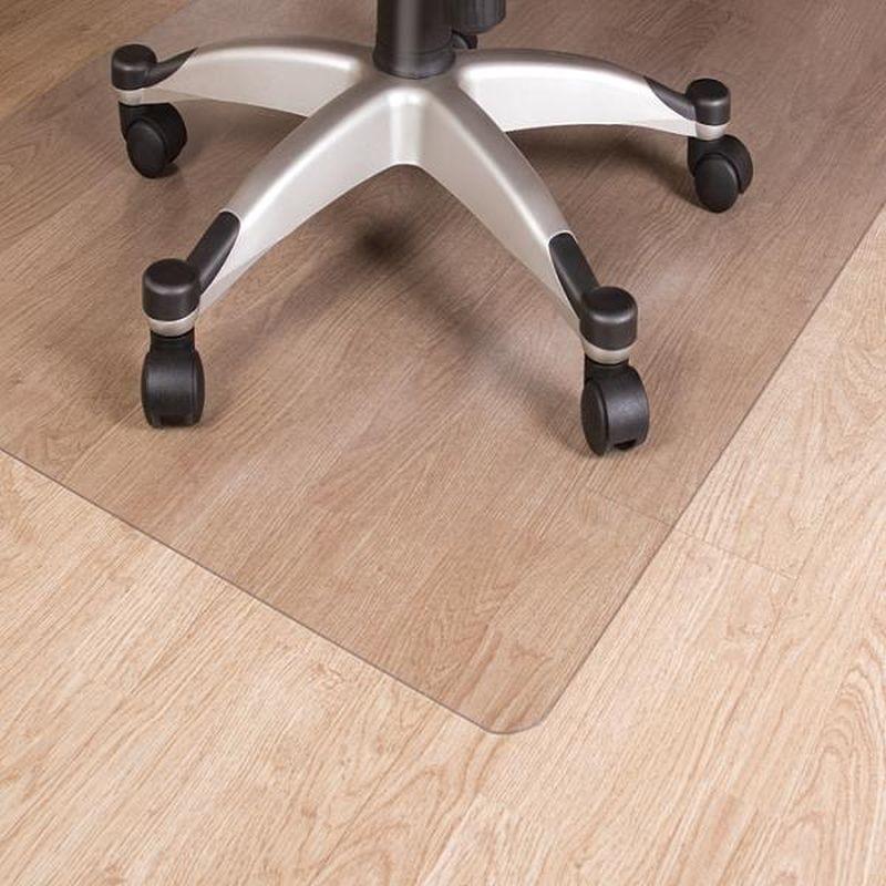 Suport scaun de birou pentru protectie parchet, 70x50 cm, transparent