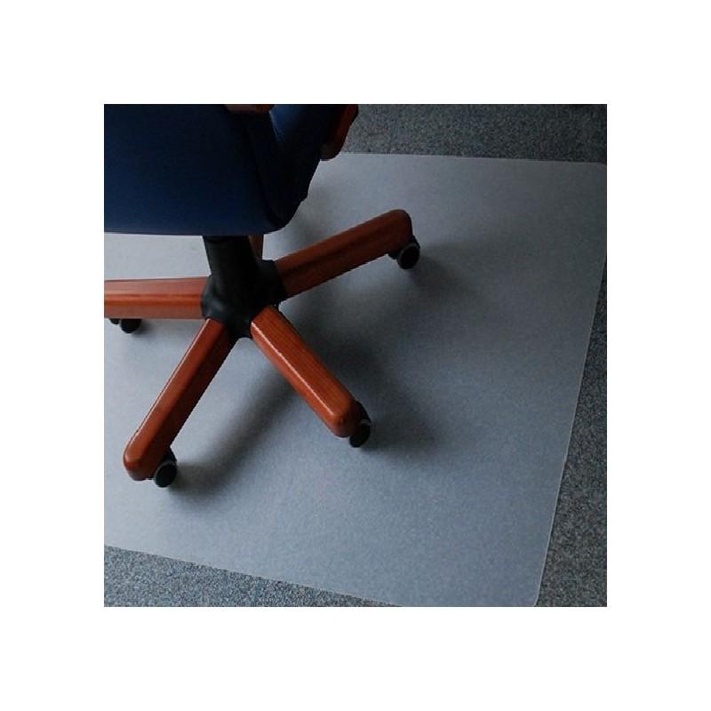 Protectie pardoseala pentru scaun de birou, 100x50 cm, grosime 0.5 mm