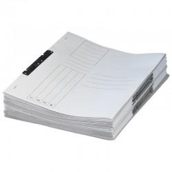 Dosar carton A4 incopciat 1/1, 50 bucati/set