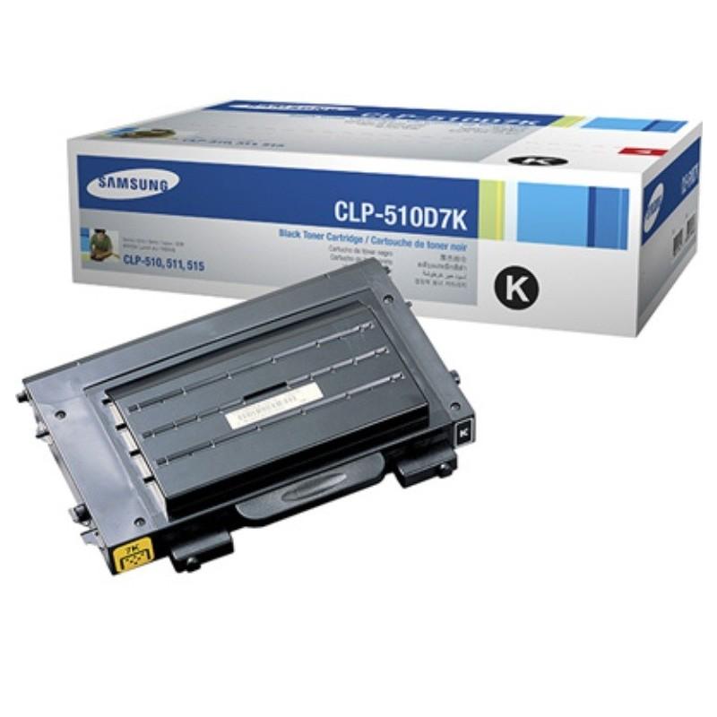 Toner CLP-510D3K original Samsung CLP510D3K