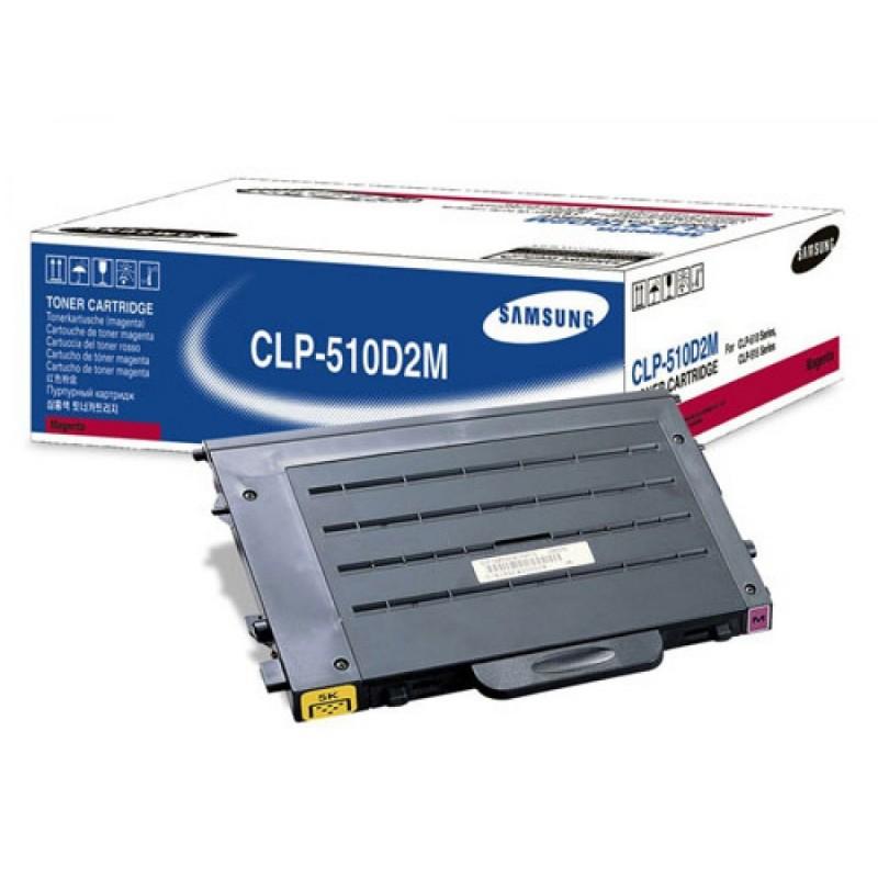 Toner CLP-510D2M magenta original Samsung CLP510D2M