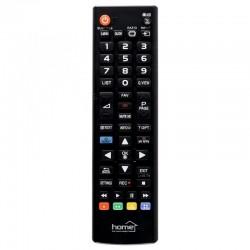 Telecomanda TV compatibila LG, precodat, negru, Home