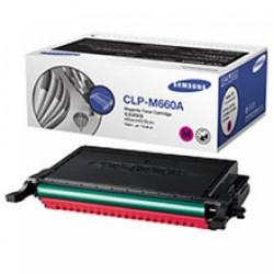 Toner CLP-M660A magenta original Samsung CLPM660A