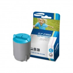 Toner CLP-C300A cyan original Samsung CLPC300A