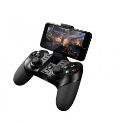 Controller Bluetooth, smartphone 6 inch, TV, tableta, PC, functie Turbo si L2/R2