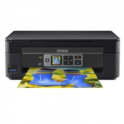 Multifunctionala Epson Expression Home XP-352 si cartuse reincarcabile T2991-T2994