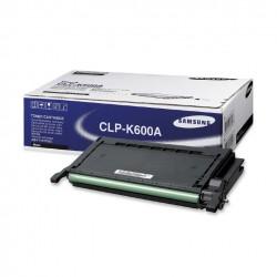 Toner CLP-K600A black original Samsung CLPK600A