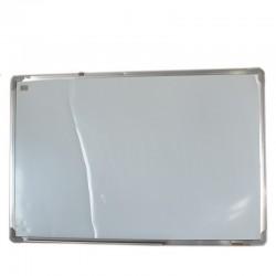 Tabla magnetica, whiteboard 60x90 cm pentru prezentar, resigilata